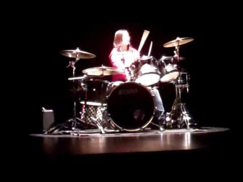 """Evolution of Drums"" - by Joanna Lindblad"