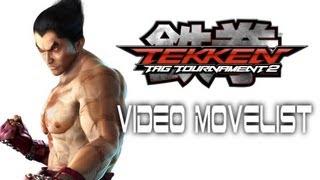 Tekken Tag Tournament 2 - Kazuya Video Movelist