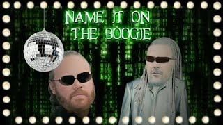 Name it on the boogie! *matrix edition* hurraaah! kiss a hamster and celebrate we're back with new series...it's celeb juice! oooooshh! get latest from...