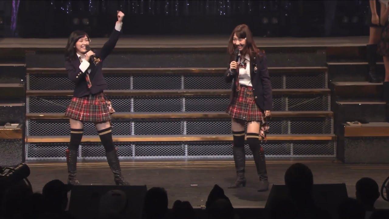 Download Mayuki MC cut. Mayuyu kiss scene, Yukirin lying to her junior, etc (AKB48 Group Request Hour 2016)
