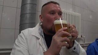 Пиво Raddy Lager и Роман Манский в Москве