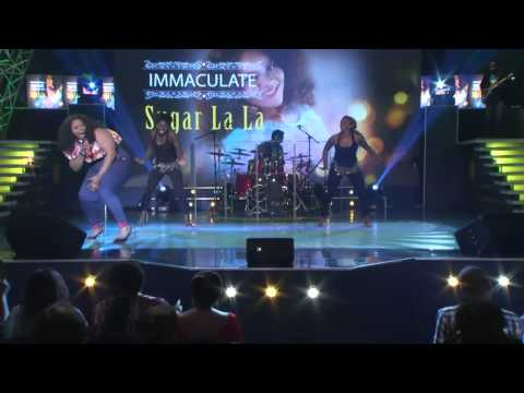 Immaculate performs Her Own  #PERSONALCOMPOSITION  - Sugar La La - | MTN Project Fame 6 Reality Show