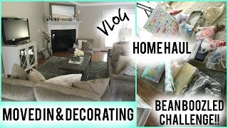 Baixar V: MOVED IN! Decorating, New chandelier & Rug- Home HAUL- Bean Boozled!