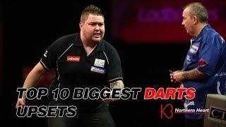 Top Ten Biggest Darts Upsets