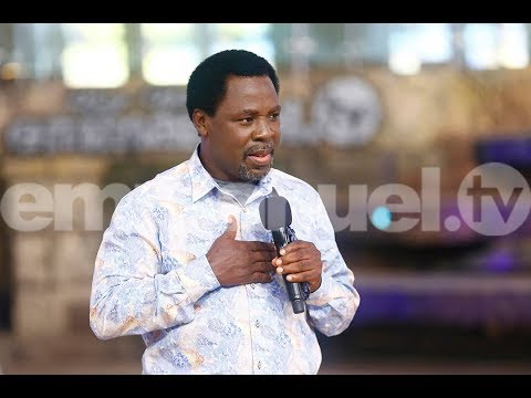 TB Joshua Teaching DELIVERANCE t