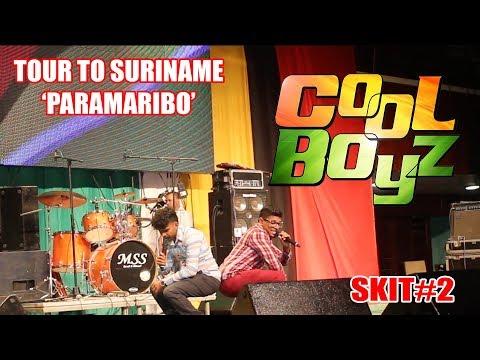 "CoolBoyz Tour To Suriname ""Paramaribo'' Skit#2 (Caribbean Comedy 2018)"
