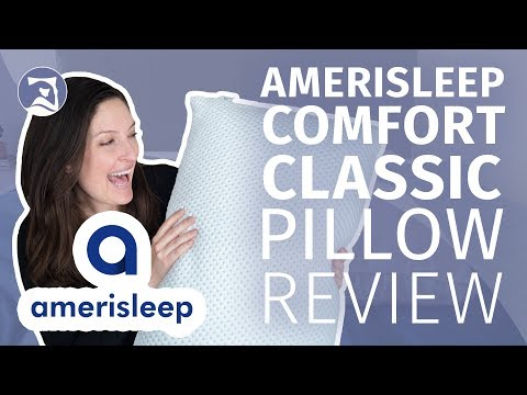 amerisleep-comfort-classic-pillow-review---is-it-right-for-you?