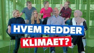 Uenige danskere: Hvem har ansvaret for klimaet?