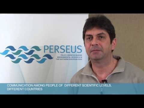 Interview with Dr. Aristomenis Karageorgis, Hellenic Centre for Marine Research (HCMR)