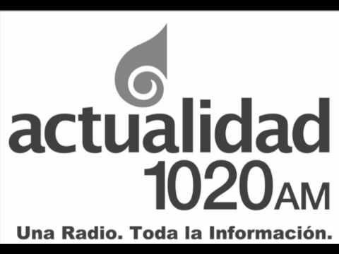 """Radio Actualidad-1020 / Interview / Entrevista """"William Botero"""""""