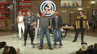 3 Adam Heijan ft. Muti yansın geceler dans