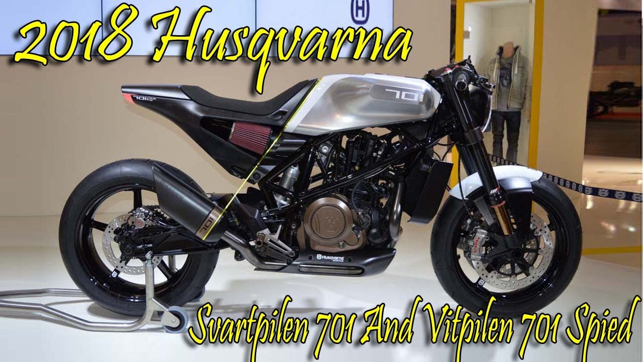 2018 husqvarna svartpilen 701 and vitpilen 701 spied youtube. Black Bedroom Furniture Sets. Home Design Ideas