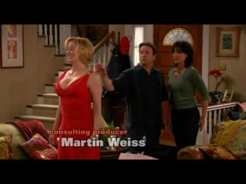 Cybill Shepherd Cleavage in 8 Simple Rules S01 E28