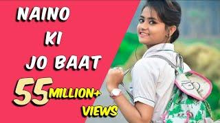 Naino Ki Jo Baat Naina Jane Hai|Cute School Love Story|Brightvision2019