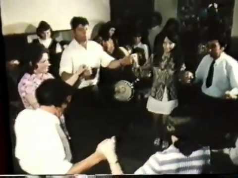 West Clare Set Dancing 1972