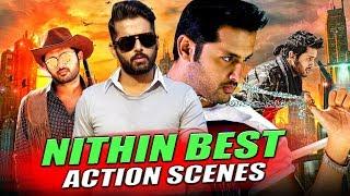 Nithin Best Action Scenes   Maroo, Heart Attack, Heart Attack 2, Ladenge Hum Marte Dum Tak