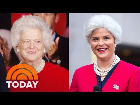 Behind The Scenes Of TODAY Halloween Costume Transformations | TODAY