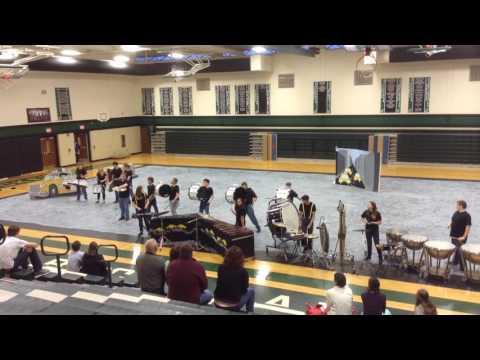 James Buchanan High School Indoor Percussion 2016
