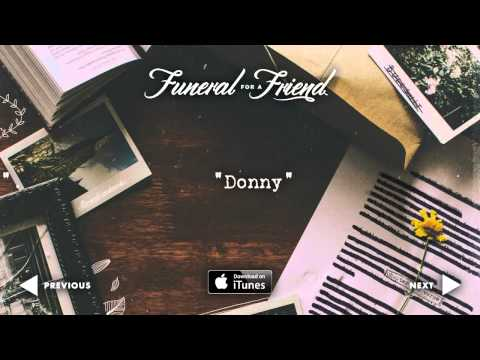 Клип Funeral For A Friend - Donny