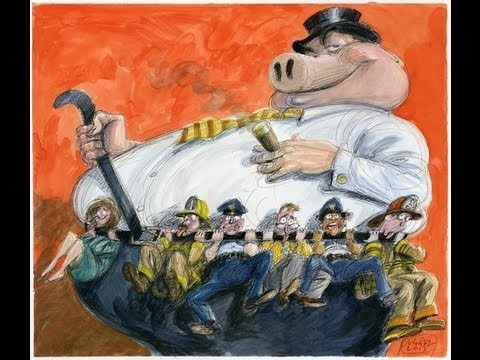 Matt Taibbi: The Conspiracy To Destroy Our Pensions
