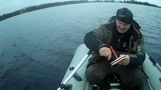 Ловим на кружки Лесное озеро Рыбалка с физруком