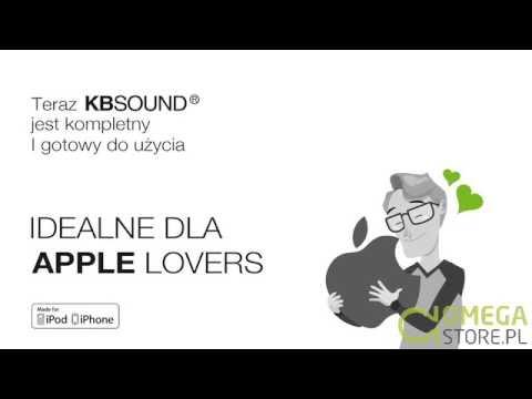 KBSOUND iSELECT Z BLUETOOTH RADIO POD ZABUDOWĘ INSTALACJA