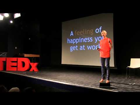 Happiness at work: Arlette Bentzen at TEDxSquareMile2013
