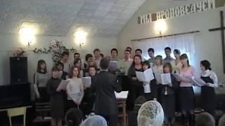ПАСХА 2010 Сводный хор