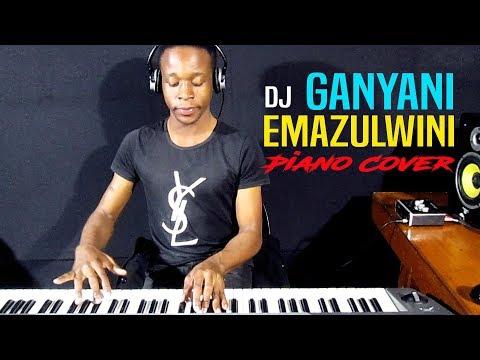 DJ Ganyani - Emazulwini ft. Nomcebo - Piano Cover