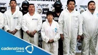Auto de formal prisión a presuntos asesinos del reportero Gregorio Jiménez de la Cruz
