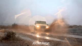 أمطار #تبوك #شقري ( 1436/2/17 ) بعدسة #احمد_العطوي