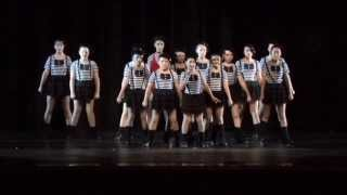Happy Holidays from Cheshire Dance Centre (2013)