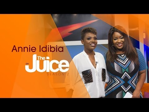 ANNIE IDIBIA ON THE JUICE S02 E13