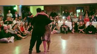 Jonathan Saavedra & Clarisa Aragon (5) - Toronto Tango Festival 2019