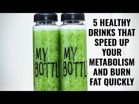 5-healthy-drinks-that-speed-up-your-metabolism-and-burn-fat-quickly