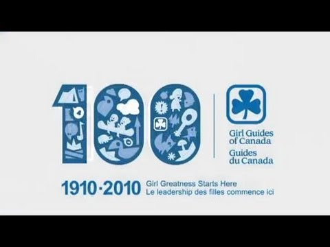 The History Of The Girl Guides Of Canada -Guides Du Canada