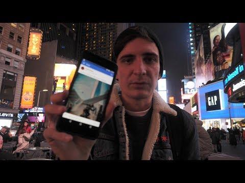 Jak przezyc w Nowym Jorku? Q&A z Times Square - Nowy Jork USA
