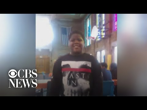 Teen Suspected In Machete Murder Lashes Out During Interrogation from YouTube · Duration:  2 minutes 53 seconds