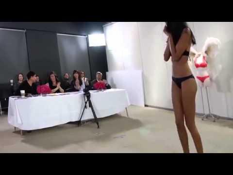 Casting the 2014 - 2015 Victoria's Secret Fashion Show