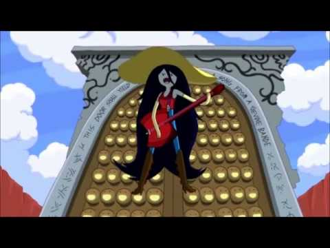 Adventure time  Marceline  FR