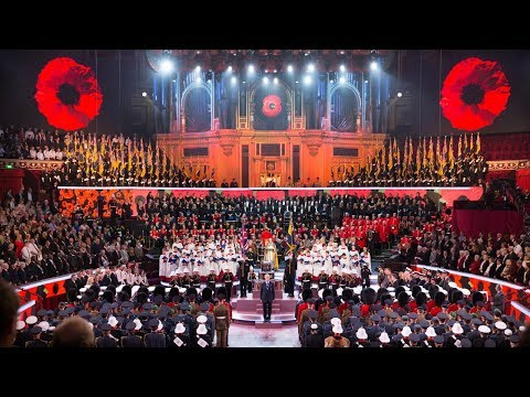 BBC Royal British Legion Festival of Remembrance, 2018 | BBC One (10.11.2018)