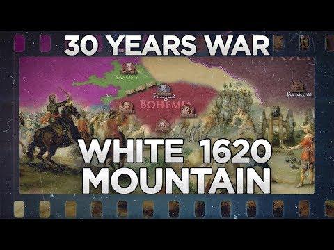 Thirty Years' War - White Mountain 1620 DOCUMENTARY