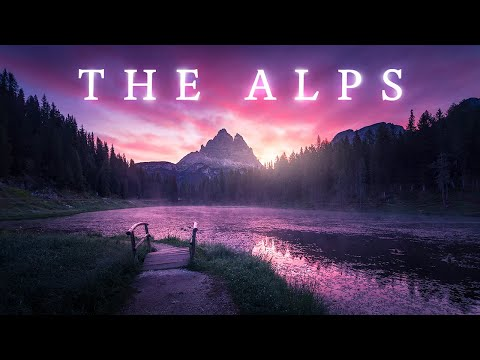 Exploring the Alps – A Time-Lapse Journey through the European Alps | 4K