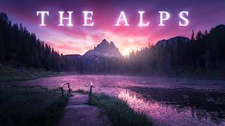 Exploring the Alps - A Time-Lapse Journy through the European Alps   4K