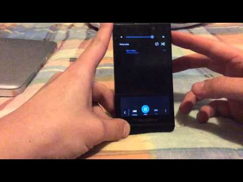 BlackBerry Z10 ceases to sound [Fixed] (Awesome method)