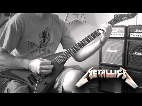 Metallica - Welcome Home Sanitarium Guitar Cover