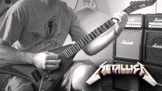 Metallica - Welcome Home Sanitarium Guitar Cover