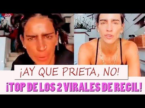 ¡Ay qué prieta, no! Barbara de Regil, sus 2 virales en el mes