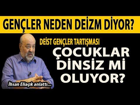 Türkiye'de deizm ve ateizm yükselişi | İhsan Eliaçık