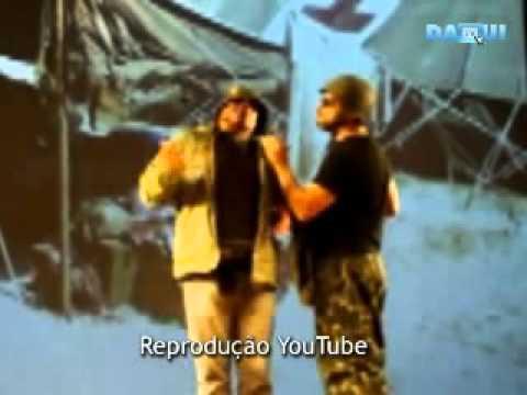 Espetáculo Teatrokê no Teatro Centro da Terra